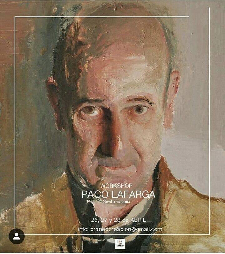 Whorkshop Paco Lafarga Sevilla