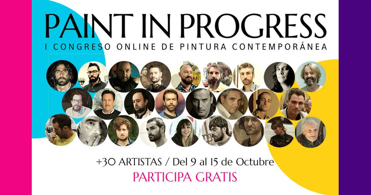 Congreso online de pintura