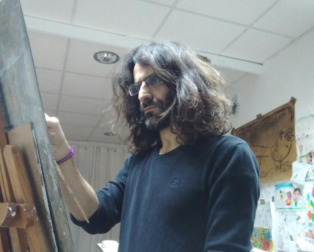 Paco Lafarga entrevista