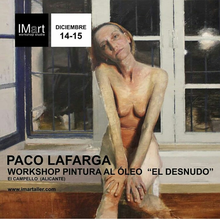 Workshop pintura al óleo